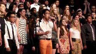 [A CAPPELLA ACADEMY] The Academy Choir - Amazing Grace