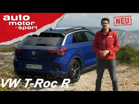 VW T-Roc R (2019): Krasser Kracher oder Rohrkrepierer? - Review/Fahrbericht   auto motor und sport