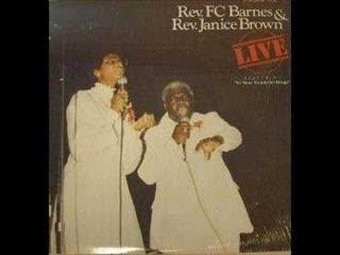 Tribute to Rev. F. C. Barnes-