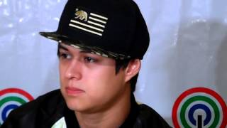 Enrique Gil renews contract with Star Cinema; talks about Liza