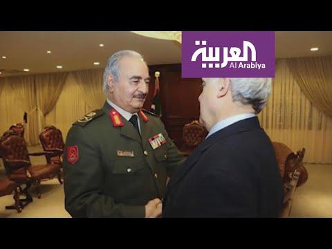 غسان سلامة يكشف خبايا لقائه مع قائد الجيش خليفة حفتر  - نشر قبل 35 دقيقة