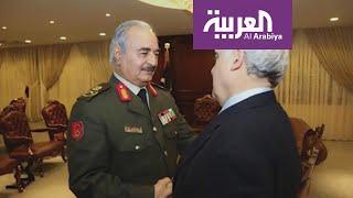 غسان سلامة يكشف خبايا لقائه مع قائد الجيش خليفة حفتر