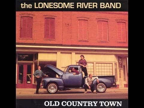 Lonesome River Band - Solid Rock 1994