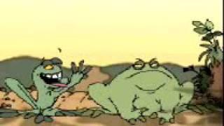 Кто любит лягушек
