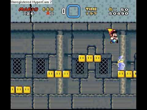 Super Mario World Kamek S Island
