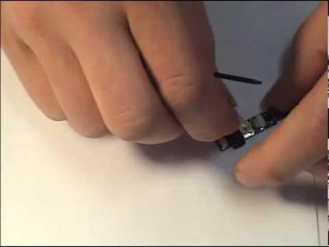 Laptop Webcam Module turned into a USB Webcam - Recyling Hack - YouTube