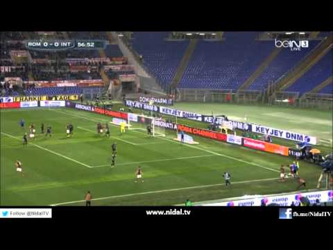 Roma vs. Inter Milan [March 01 2014]