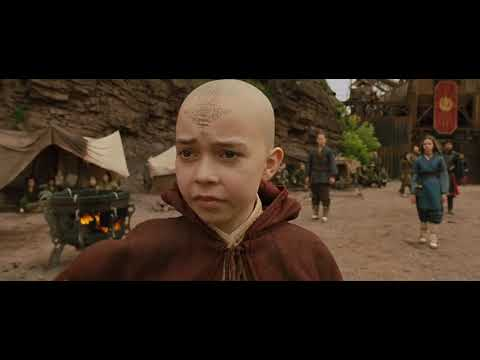 Avatar Saving Villages - The Last Airbender - Tamil