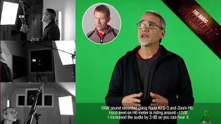 Curtis Judd Audio Challenge Part One - Basic Filmmaker Ep 202