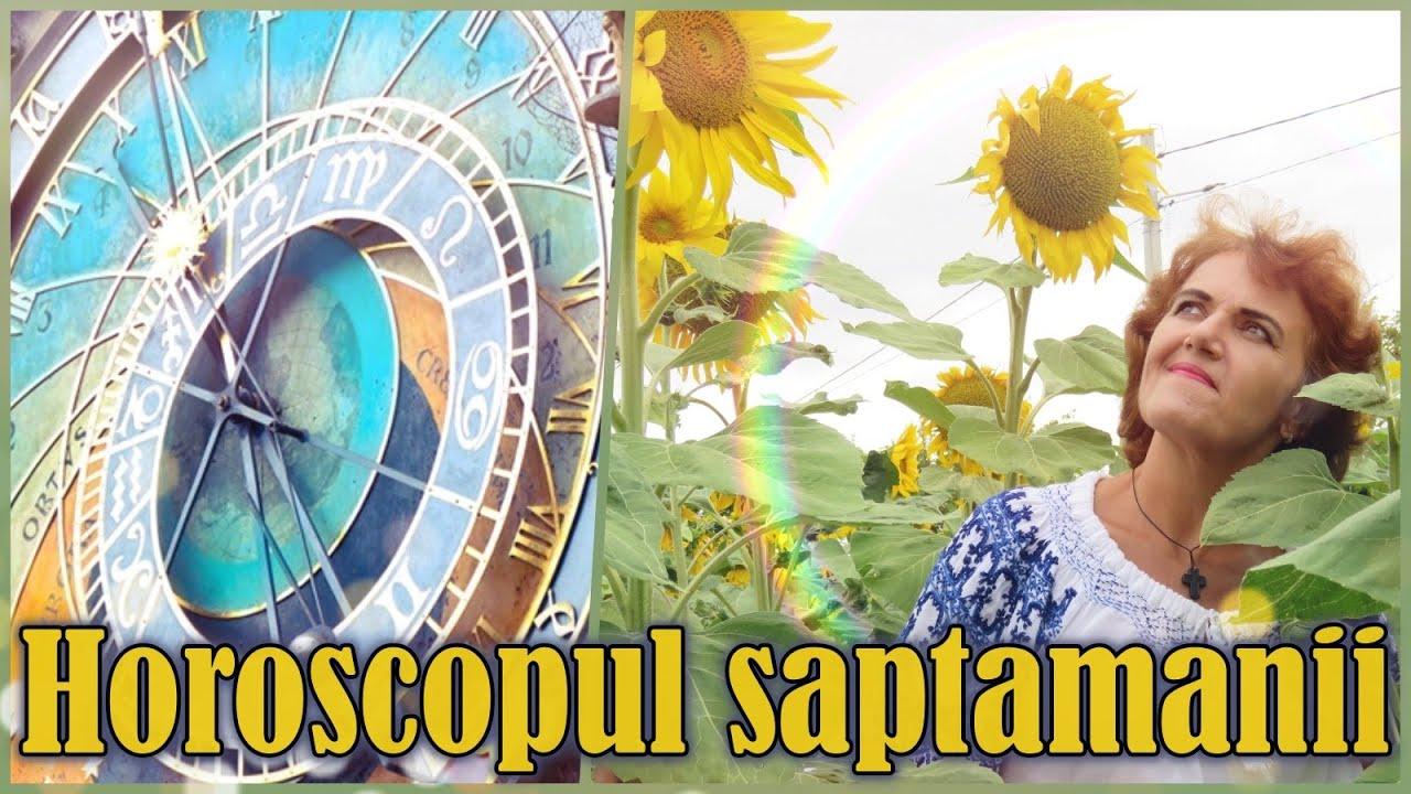 Horoscopul saptamanii 17-23 AUGUST 2020 * Astrolog Acvaria