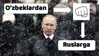 Rossiya haqida she'r - UZBEK lardan maxsus