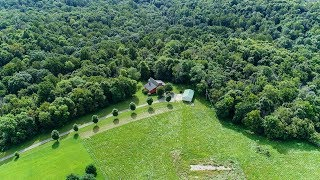 Ohio Log Home for Sale by The Parrett Group with HER Realtors