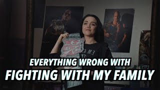 Episode #435: Everything Wrong With WWE Films: FIGHTING WITH MY FAMILY
