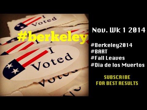 #Berkeley: November Wk1 2014