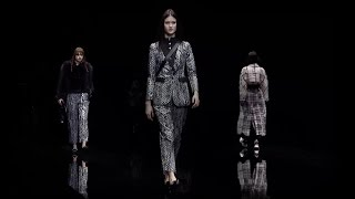 Emporio Armani - 2017/2018 Fall Winter Women