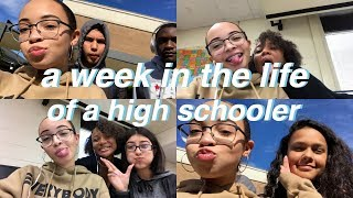 A Week in the Life of a High Schooler