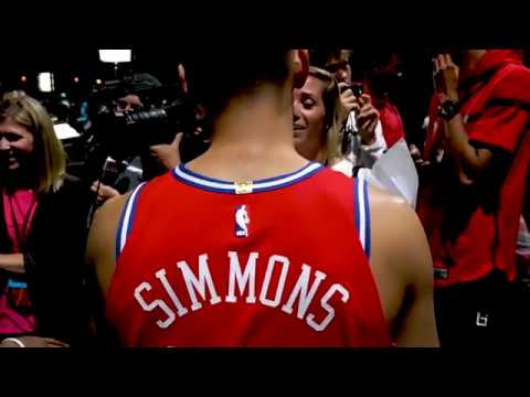 NIKE x NBA Event with Ben Simmons