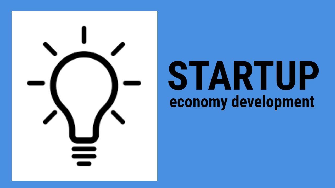 Startup as the main vector of innovation economy development ( with English subtitles )