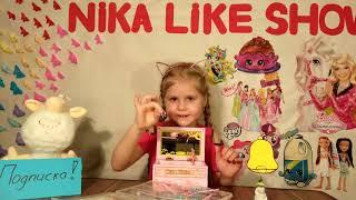 Музыкальная шкатулка, music Box, channel NiKa like show, канал Ника лайк шоу