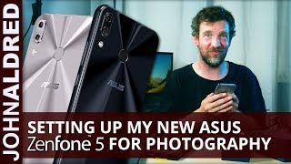 ASUS ZenFone 5 hands-on with my favourite photography apps for Android