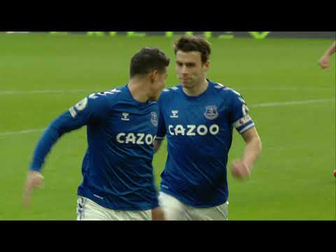 Everton Crystal Palace Goals And Highlights
