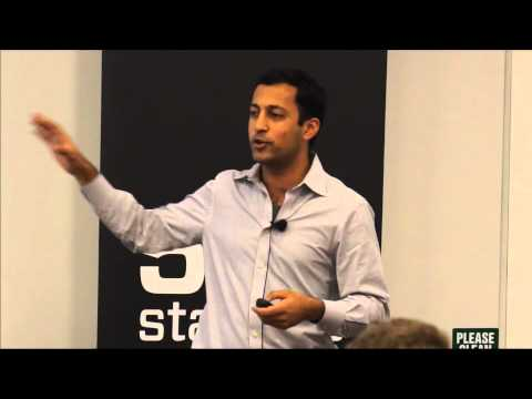 """Why Growth Hacking Isn't ALWAYS the Answer"" - Sprig - Gagan Biyani [COMMERCISM 2014]"