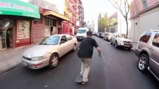 FUCKING WORLD | NEW YORK MONTAGE (Skateboarding)