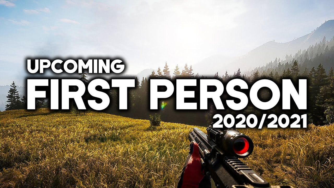 TOP 10 Best Upcoming FPS Games of 2020 and 2021!