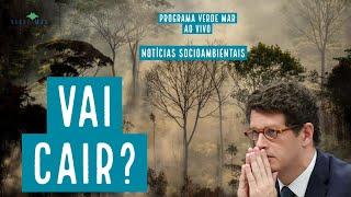 Procuradoria Geral da República pede abertura de investigação contra Ricardo Salles