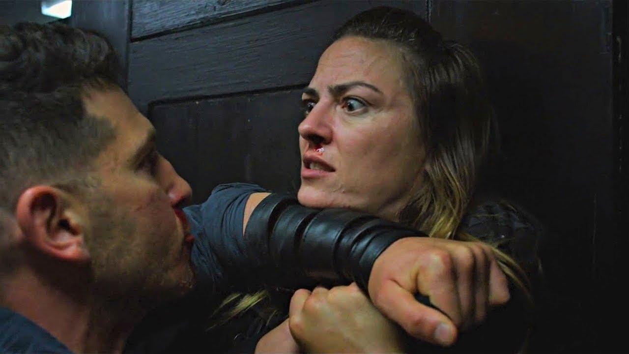 Download The Punisher Bathroom Fight Scene 2x01 Netflix (HD)