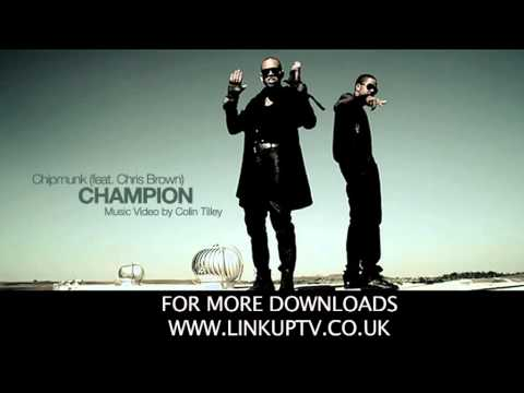 Champion Instrumental - Chipmunk ft. Chris Brown (Produced by Harmony) + DOWNLOAD LINK | Link Up TV