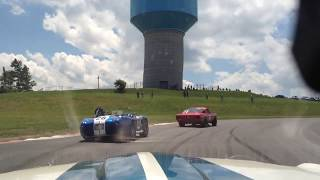 AC Cobra vs. Shelby GT350