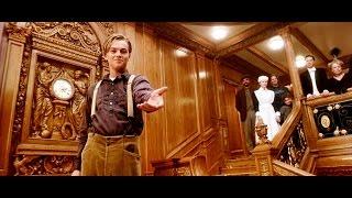 HD Titanic scena finale - Final scene