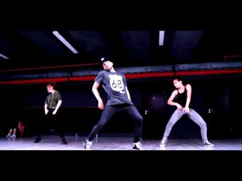Far East Movement ft. Schoolboy Q - The Illest class choreo by Viktor Milushev