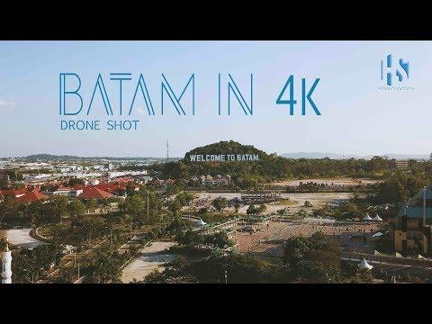 BATAM ISLAND in 4K | Drone Footage Early 2018