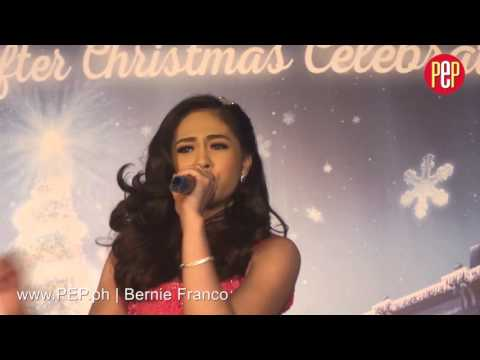 """Janella Salvador sings """"Happily Ever After"""""""