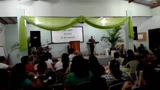 Participación en Iglesia De Palo Pintado, Comayagua, Hn