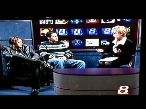 Steve Talley and Jon Rowland on Wish TV 8