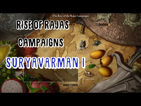 "Rise of Rajas Campaigns - ""Challenging a Thalassocracy"""