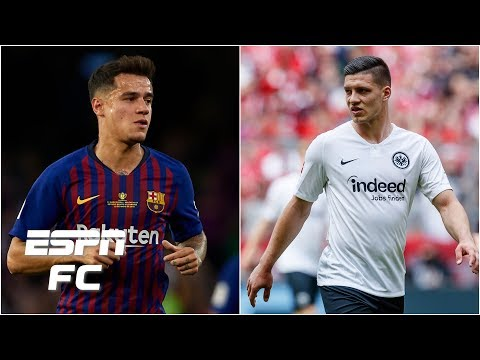 How can PSG afford Philippe Coutinho? Will Jovic lineup alongside Benzema? | Transfer Talk