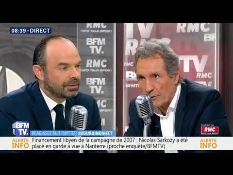 """Édouard Philippe: """"Le 1er avril prochain, le minimum vieillesse augmentera de 30 euros"""""""