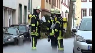 Вулиці німецького Майнца заволокло газом