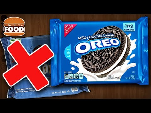 Oreos Ripped Off Another Cookie? (Oreo Facts) - Did You Know Food Ft. Brutalmoose