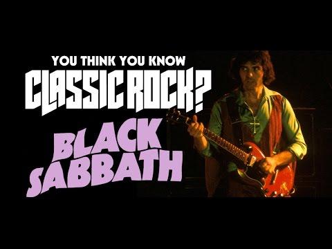 Black Sabbath - You Think You Know Classic Rock?