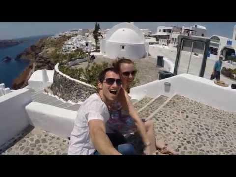Santorini: Trip to Paradise