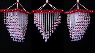 Wall Hanging Idea !!! DIY Easy Room Decor Idea ! Pearl UseFull Home Decor Idea || DIY Craft Idea