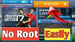 How to hack dream league soccer 2017 no ...