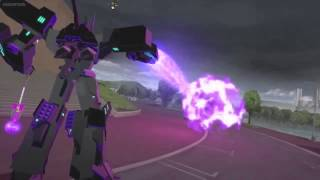Transformers Robots In Disguise Optimus Prime vs Megatronus Prime