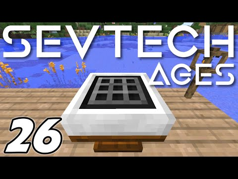Minecraft – LUMINOUS CRAFTING TABLE and AGE 2 | Minecraft