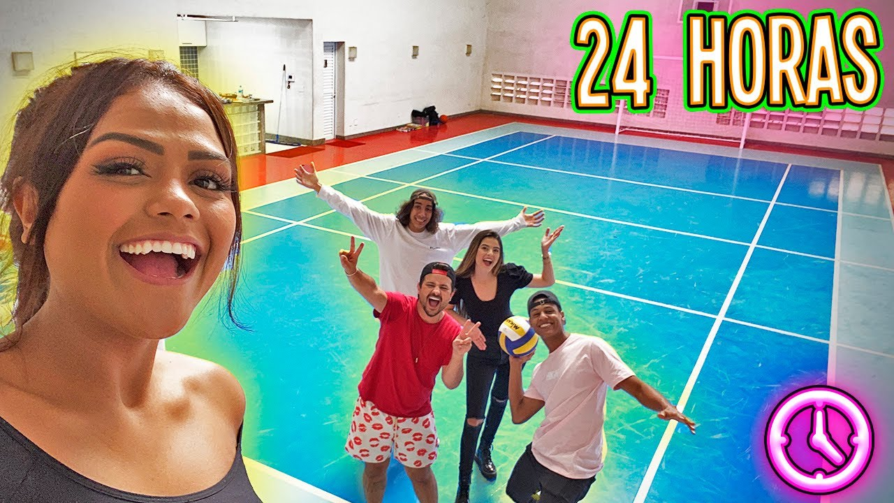 24 HORAS NA QUADRA !!!